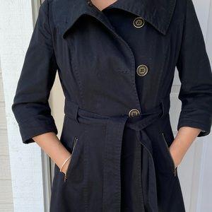 Woman's black jacket